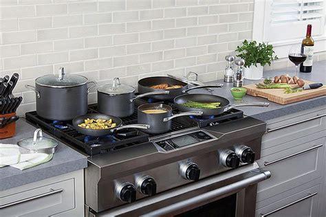 cookware sets nonstick calphalon piece classic pots pans