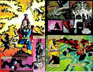 KMC Forums - Warriors Madness Thor (B&T) vs Imperiex Probes...