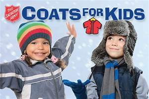 Coats for Kids   The Salvation Army