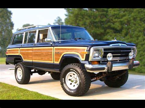 amc jeep amc jeep wagoneer cherokee cheif gladiator j10 j20 tribute