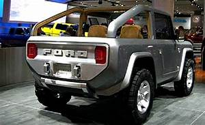 2017 Ford Bronco Raptor Concept | Car Wallpaper