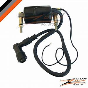 Ignition Coil Kawasaki Klt 200 Klt200 Ducster Motorcycle