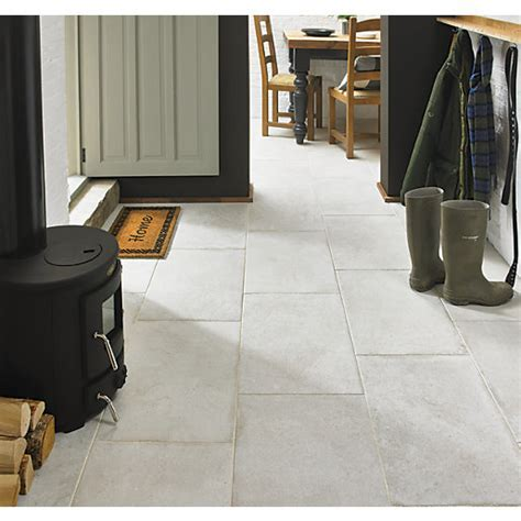 Wickes Como Limestone Porcelain Tile 600 x 400mm   Wickes
