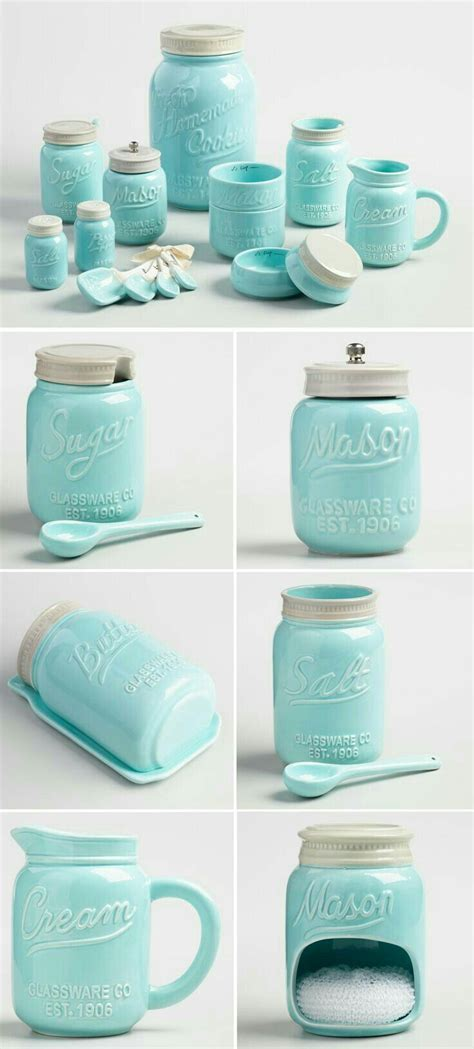 turquoise blue kitchen accessories 25 best ideas about teal kitchen decor on 6399