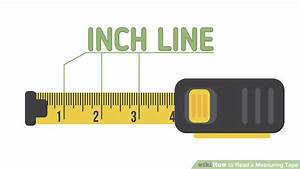 How To Read A Measuring Tape  With Pictures