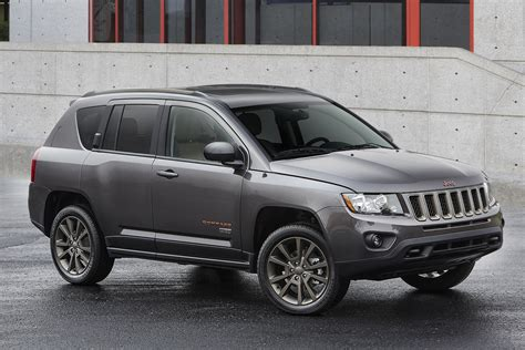 jeep compass side jeep celebrates 75th birthday with limited edition models