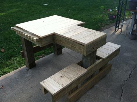 plans build  great shooting bench