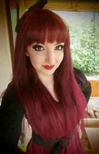 Acheter Coloration Rouge Framboise : coloration cheveux rouge rubine directions color mania ~ Melissatoandfro.com Idées de Décoration