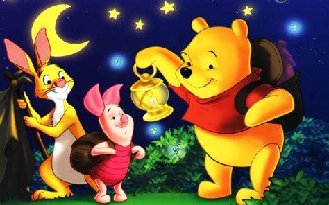 rabbit piglet  winnie  pooh camping lantern