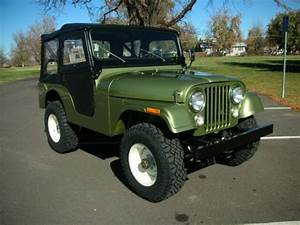 1971 Jeep Cj5 - Pictures