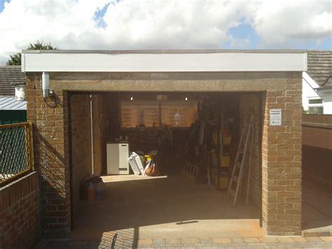 Open The Garage Door by Sectional Garage Doors Maximise Opening Garage Door