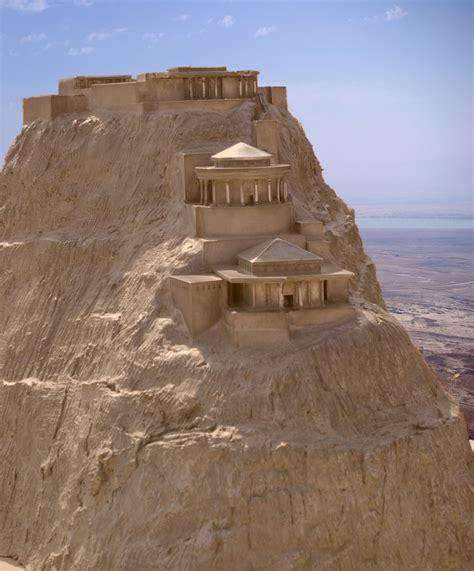 siege fortress masada a desert fortress in traveler corner