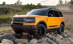 New, 2021 Ford Bronco Sport is An Off-Road Escape | AutoTribute