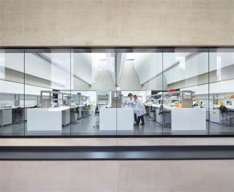 Sainsbury Laboratory  Stanton Williams Archdaily
