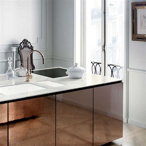 Solutions: copper kitchens   ELLE Decoration UK