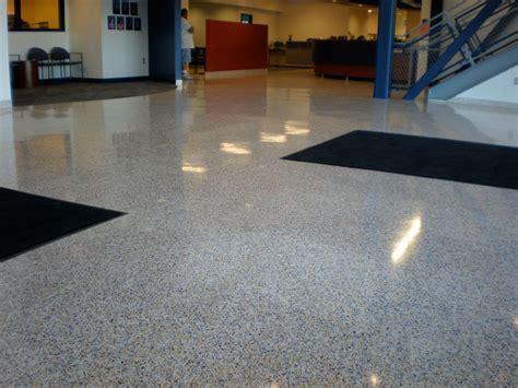 Stone Finish, LLC   Terrazzo Floors
