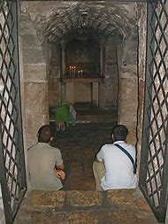 Chapel of the Holy Sepulchre Church