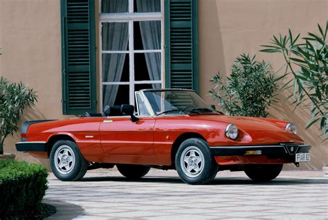 Vintage Alfa Romeo Spider Chosen By Jay Z & Beyonce For