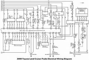 Toyota Land Cruiser Prado Wiring Diagram