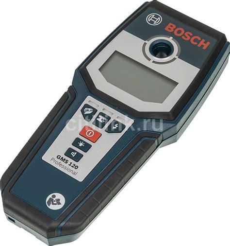 gms 120 professional купить детектор металла bosch gms 120 professional в интернет магазине ситилинк цена на