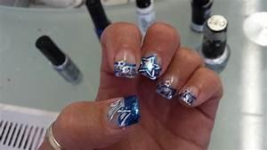 Pictures Of Dallas Cowboys Nails Designs Joy Studio
