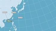 無花果颱風最快今生成!雷雨狂炸 降雨熱區曝|東森新聞