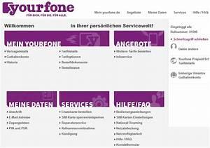 O2online Rechnung : yourfone drillisch test erfahrungen im o2 lte netz ~ Themetempest.com Abrechnung