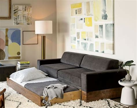 Sofa Bed West Elm by Springhill Suites And West Elm Launch New Line Of Stylish