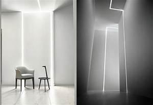 Petite Led Encastrable : ruban led encastrable ou suspendu de design italien id es ~ Edinachiropracticcenter.com Idées de Décoration
