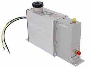 Hydrastar Electric Over Hydraulic Actuator Kit For Drum