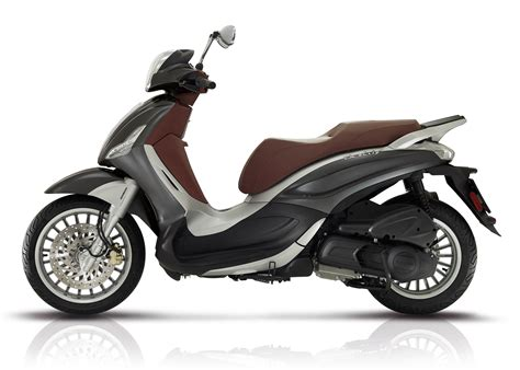 piaggio beverly  review