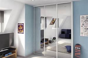 Porte Dressing Sur Mesure : bien porte coulissante pour placard sous comble 6 ~ Premium-room.com Idées de Décoration