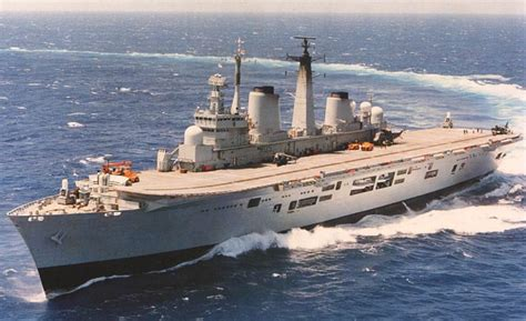 maritimequest hms invincible   page