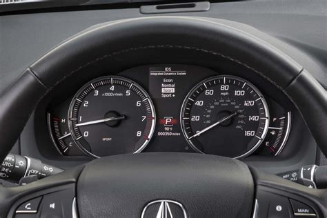 motor repair manual 2009 acura rdx instrument cluster 2017 acura tlx 3 5 sh awd one week review automobile magazine