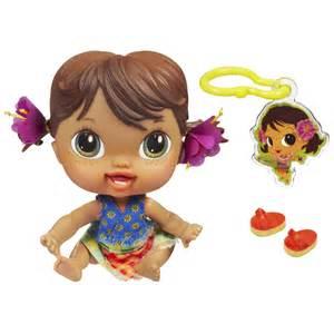 Baby Alive Crib Life Friendship Dolls - Hailey Hula
