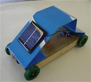 Solar Power car project