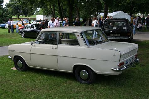 Opel Kadett A by Entmontage Opel Kadett