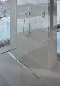 Duschabläufe Für Bodengleiche Duschen : duschrinne cerafloor mit quergef lle ais ~ Avissmed.com Haus und Dekorationen