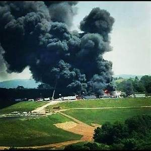 Statoil Frack Trucks Catch Fire in Monroe County, OH ...