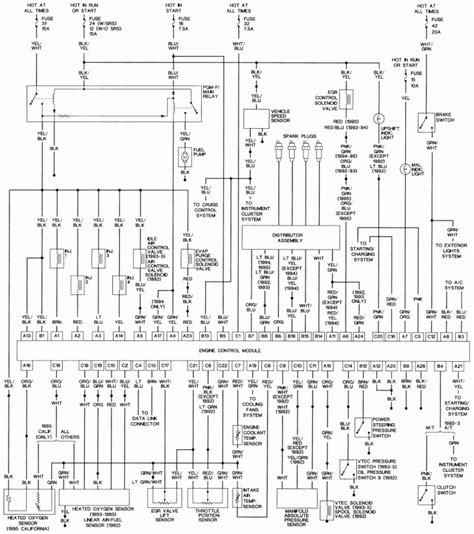 honda civic radiator fan circuit ericthecarguy
