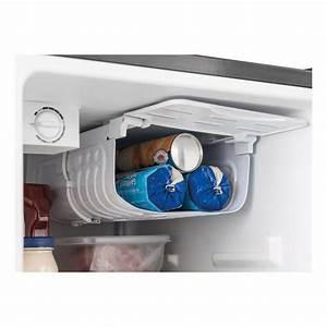 Frigidaire Ffpe2411qb 2 4 Cu  Ft  Compact Refrigerator