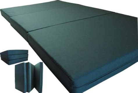 Shikibuton Trifold Foam Beds by Winchester9 Shop Buy Now Brand New Green Shikibuton