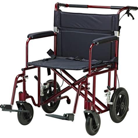 drive bariatric heavy duty transport chair