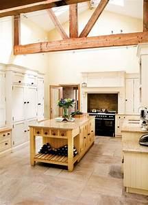 Cuisine Bois Massif : cuisine style campagne 50 id es pour une d co r ussie ~ Premium-room.com Idées de Décoration