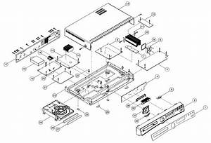Rca Dvd Home Theater System Parts