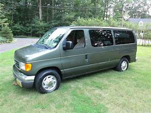 Purchase Used 2004 Ford E150 Econoline Window Xlt Van