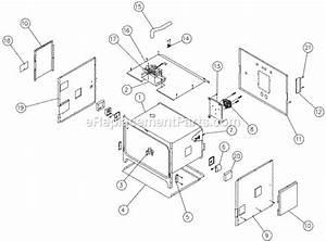 Dacor Pcs130 Parts List And Diagram   Ereplacementparts Com