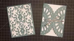 frilly doily card with cricut explore tutorial With wedding invitations cricut explore air 2
