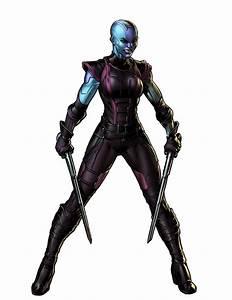 Nebula (Character) - Comic Vine