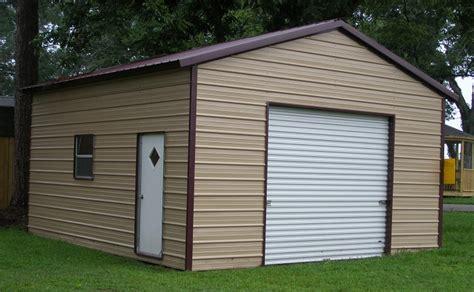 Metal Garages Prices by Metal Garages Virginia 1 2 3 Car Metal Garages Va